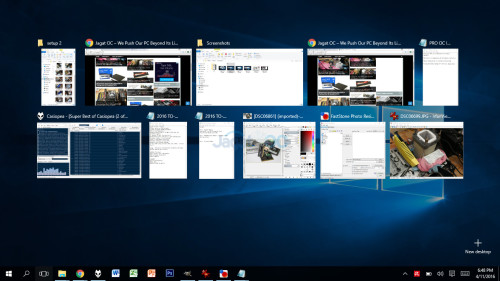Boost your productivity on Windows 10 with Virtual Desktops